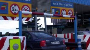 Las autovías españolas podrían empezar a cobrar peaje