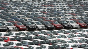 Crece la producción de coches en España en el primer trimestre de 2015
