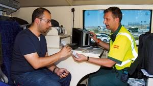 2.600 conductores, positivo en alcohol o drogas al volante en la última semana